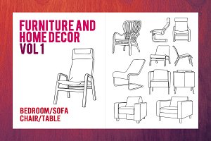 Furniture & Home Decor Vol.1