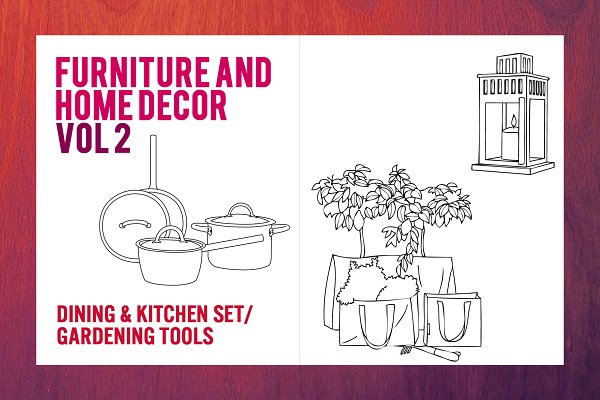 Furniture & Home Decor Vol.2