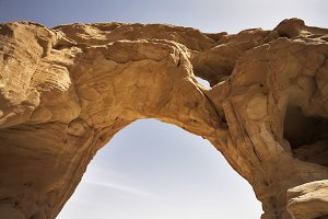 The erosive arch