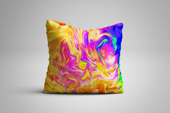 11 Colorful Marble Textures vol.3 in Textures - product preview 3