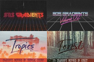 Gradients Megapack ($32 Off)