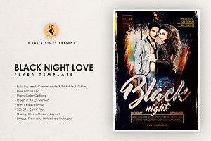 Black Night Love