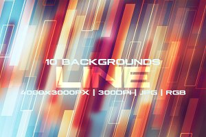 Line Photoshop Backgrounds Set 2