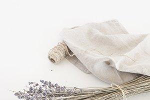 Rustic Farmhouse Lavender Photo