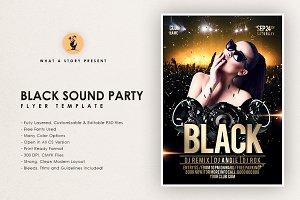 Black Sound Party