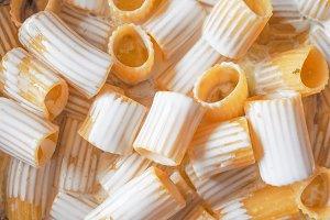 Paccheri italian pasta
