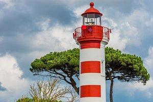 Lighthouse of La Rochelle France