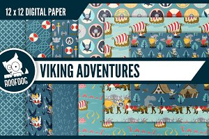 Viking digital papers