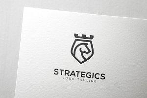 Strategics Logo