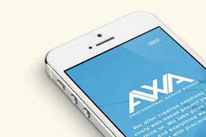 AWA - Creative One Page