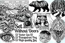 Set Without Doors