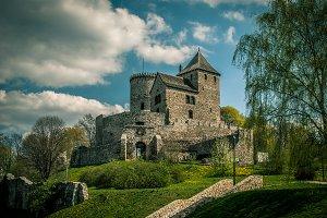 Medieval castle  1