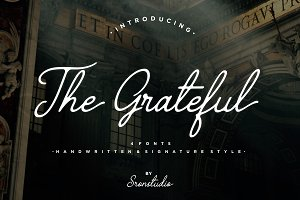 The Grateful Script