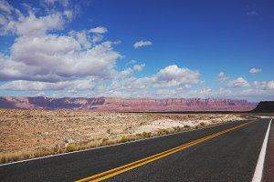 Automobile road