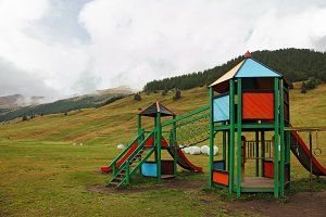 Park attractions for children
