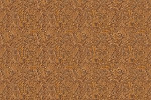 Seamless pattern square texture of yellow chipboard