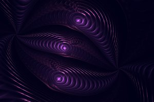 Amazing abstract fractal