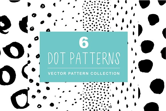Dot Brush Patterns
