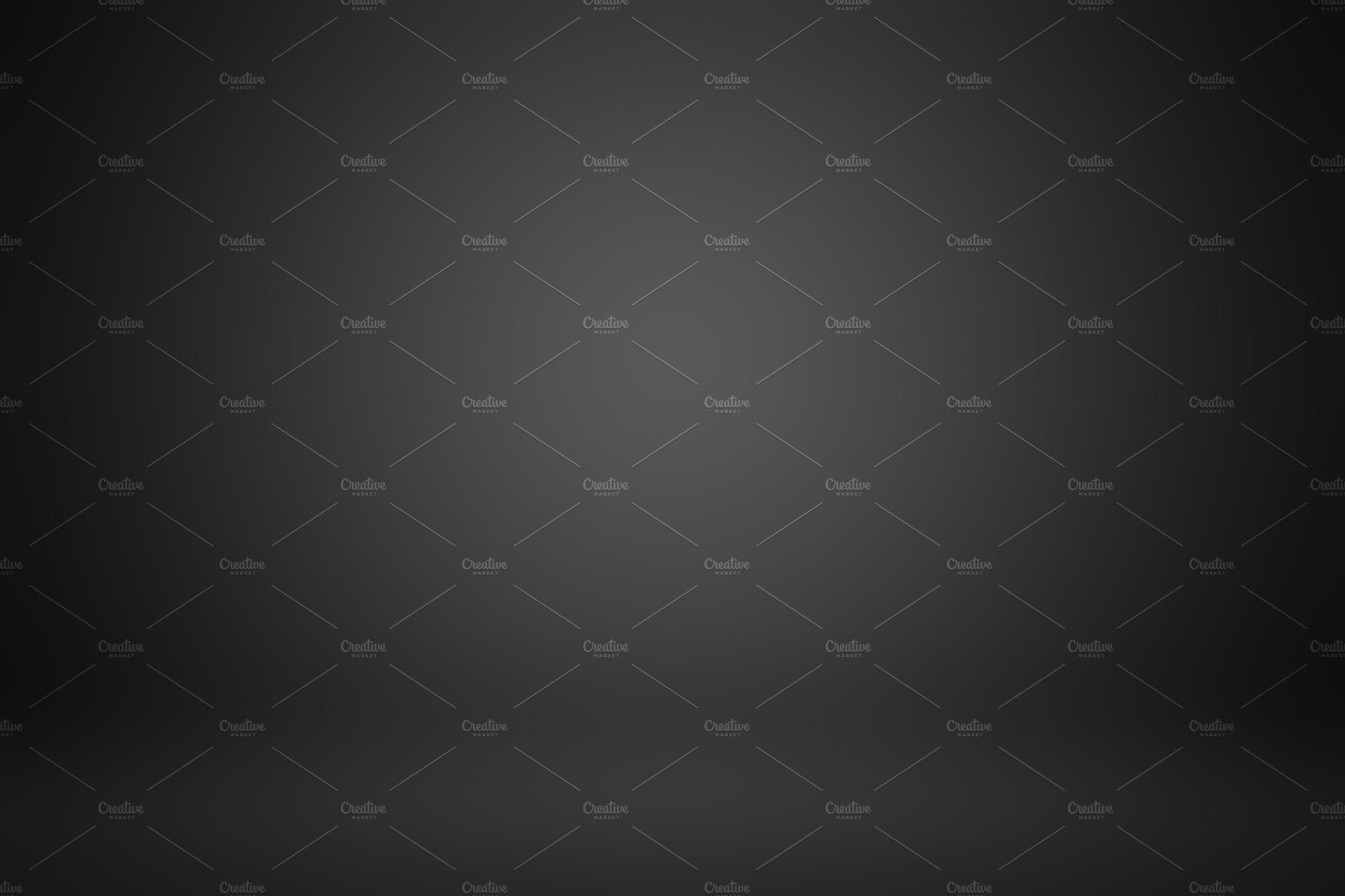 Abstract Luxury Black Gradient With Border Vignette Background Studio Backdrop