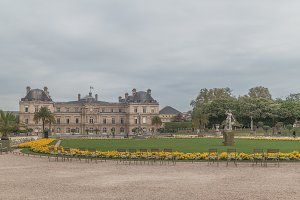 Luxembourg Palase