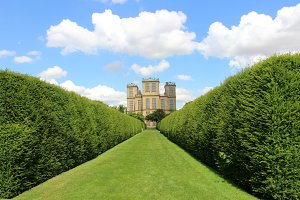 Hardwick Hall, England, UK