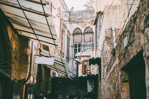 Street in Tripoli, Lebanon