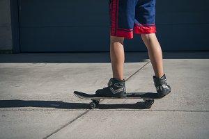 Skateboarding (Photo)