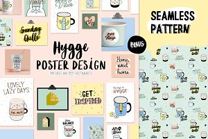 Hygge print design
