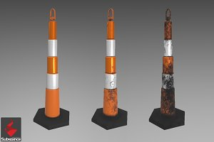Channelizer Traffic Cone