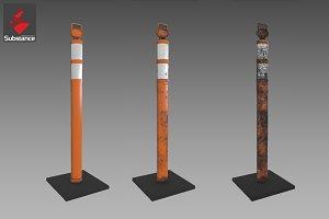 Delineator Traffic Cone