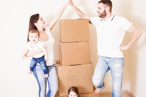 Moving family concept