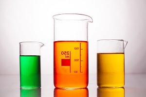 The Measuring Beakers