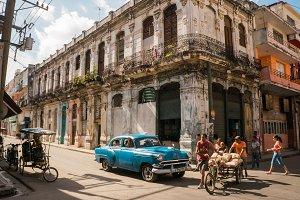 Transport in Havana