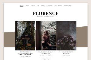 Florence Theme (Dark) • Genesis