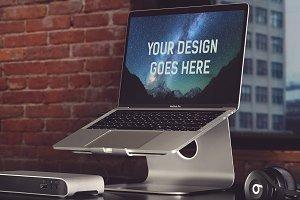 MacBook Mock-up #20