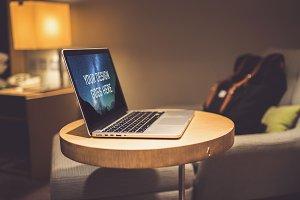 MacBook Mock-up #15