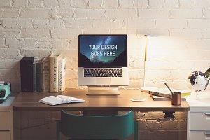 MacBook Mock-up #14