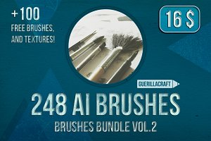 Brushes bundle vol.2