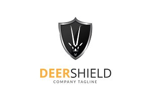 Deer Shield Logo