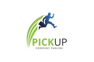 Pick Up Logo