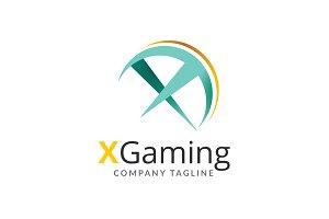 x gaming Logo