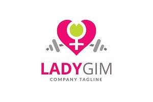 Lady Gim Logo