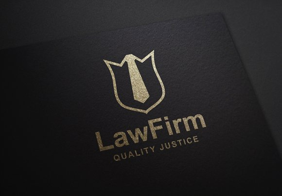 Law Logo Template in Logo Templates - product preview 3