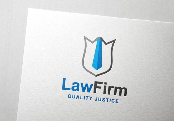 Law Logo Template in Logo Templates - product preview 4