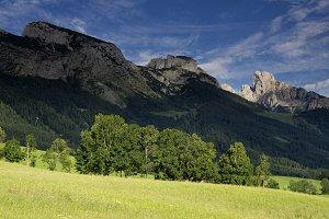 Landscape near Annaberg