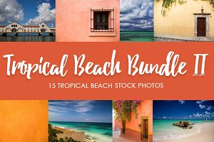 Tropical Beach Bundle II