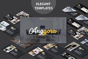 Anggora Powerpoint Templates