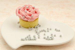 cupcakes corazon