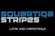 Squartiqa 4F Stripes