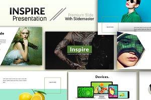Inspire Creative Presentation